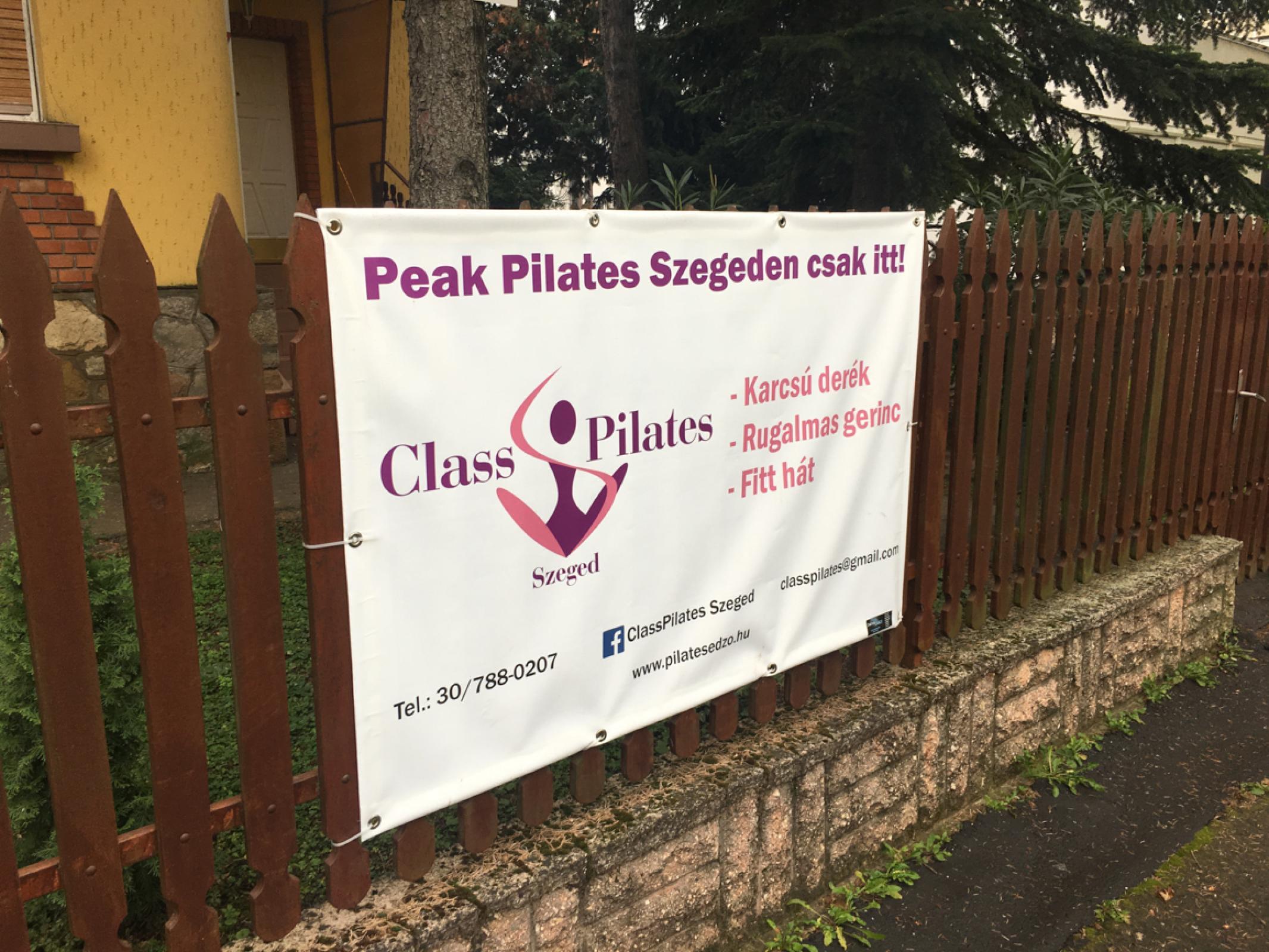 Class Pilates SZEGED