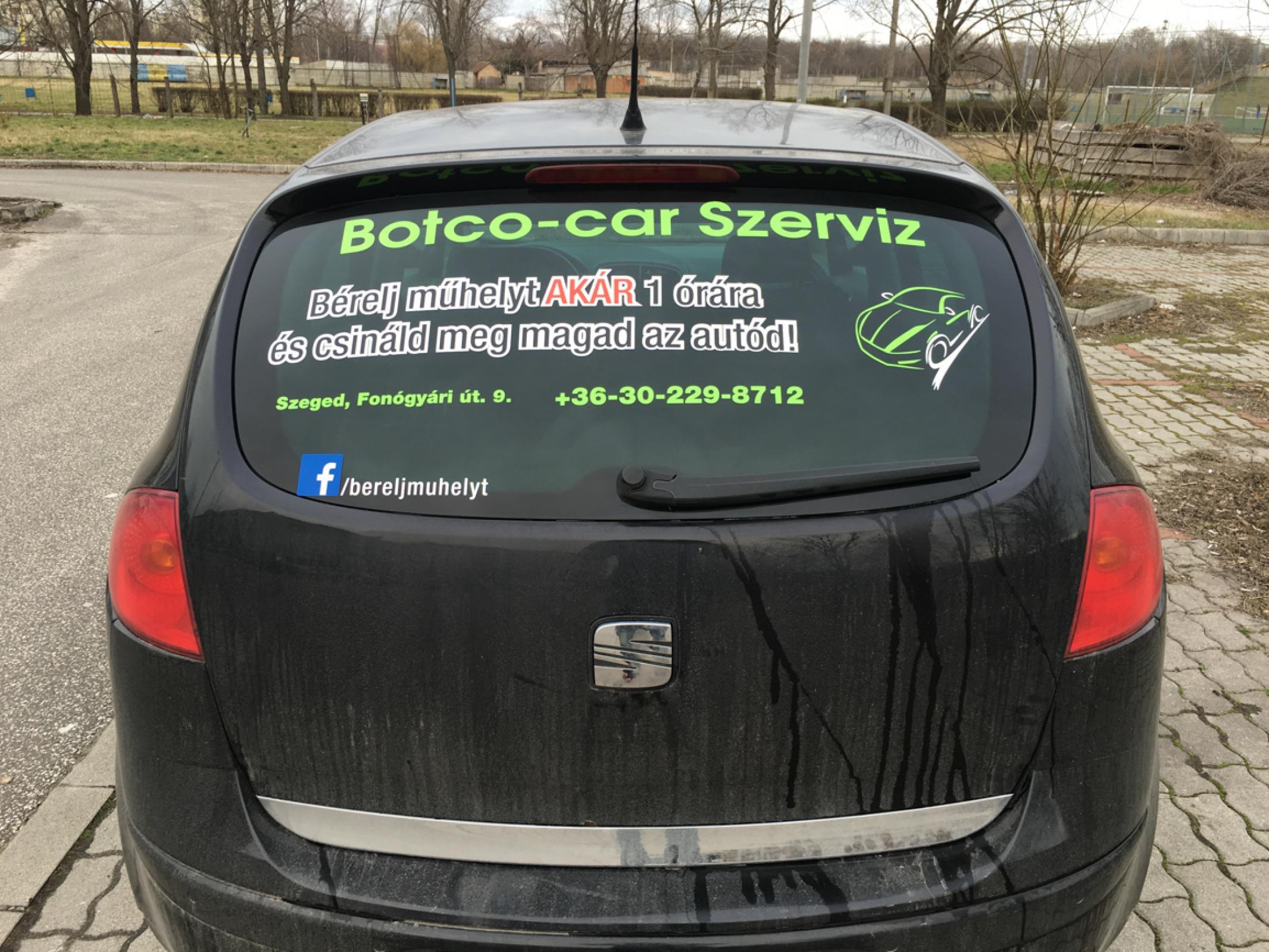 Botco-Car Szerviz