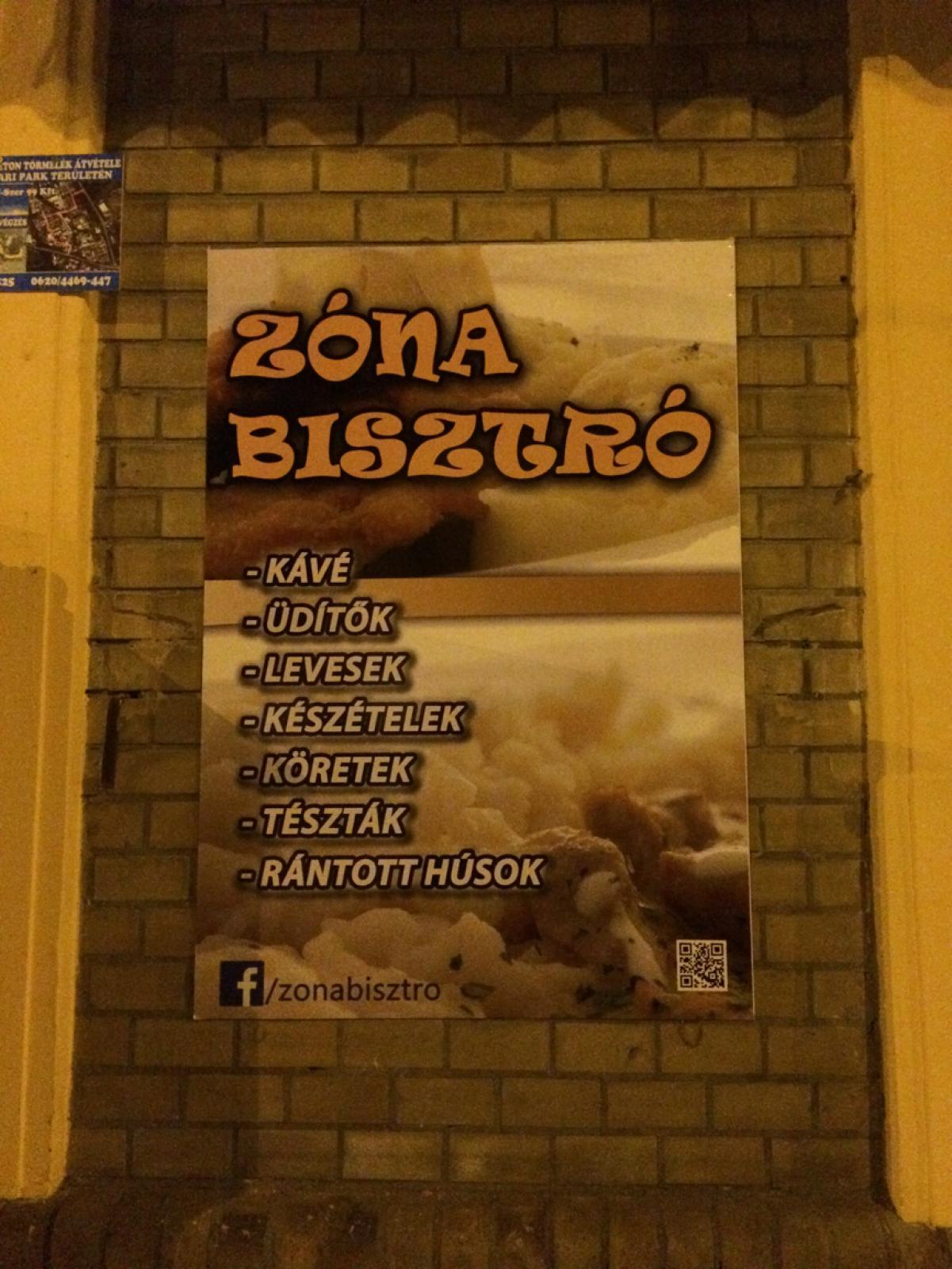 Zóna Bisztró