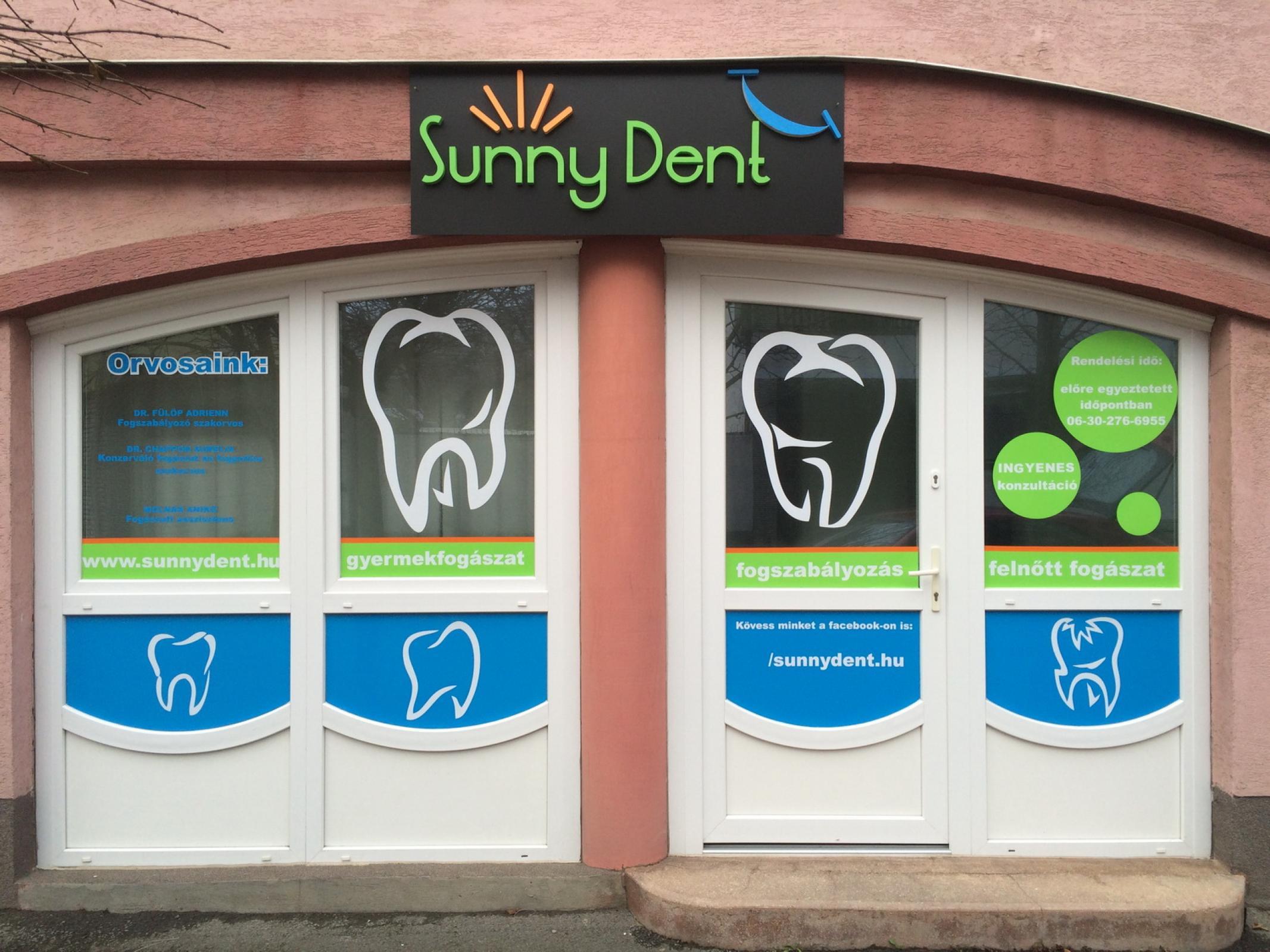 Sunny Dent